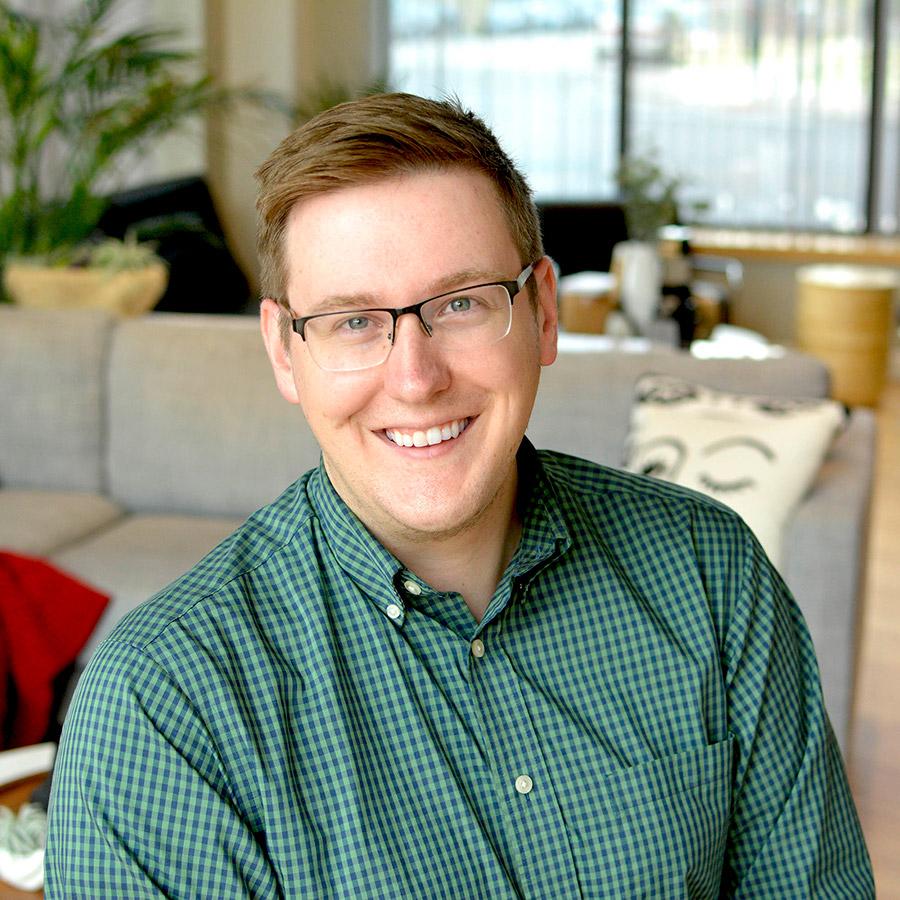 Brian Miller (Web Designer)