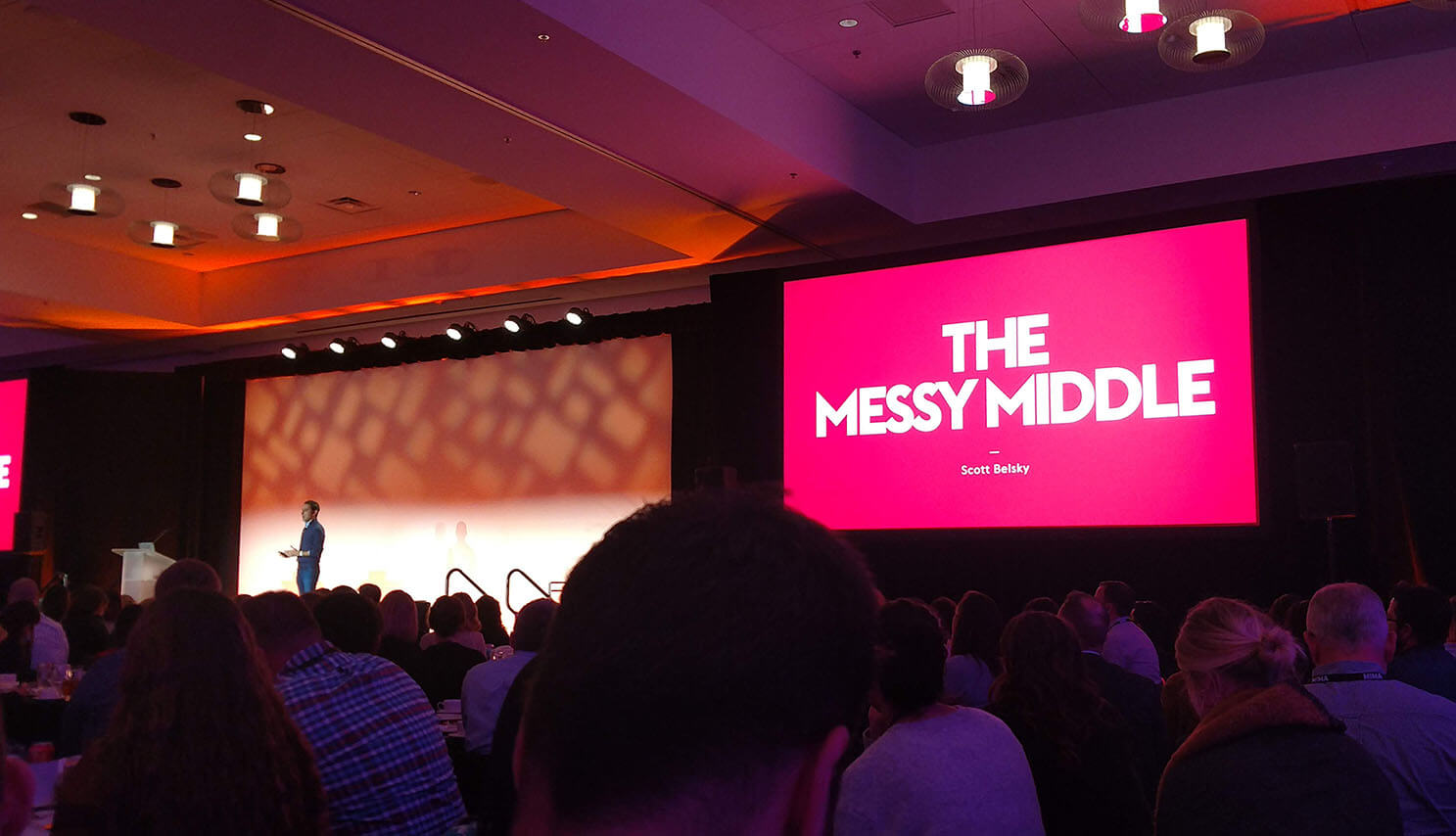 Scott Belsky Keynote at MIMA Summit
