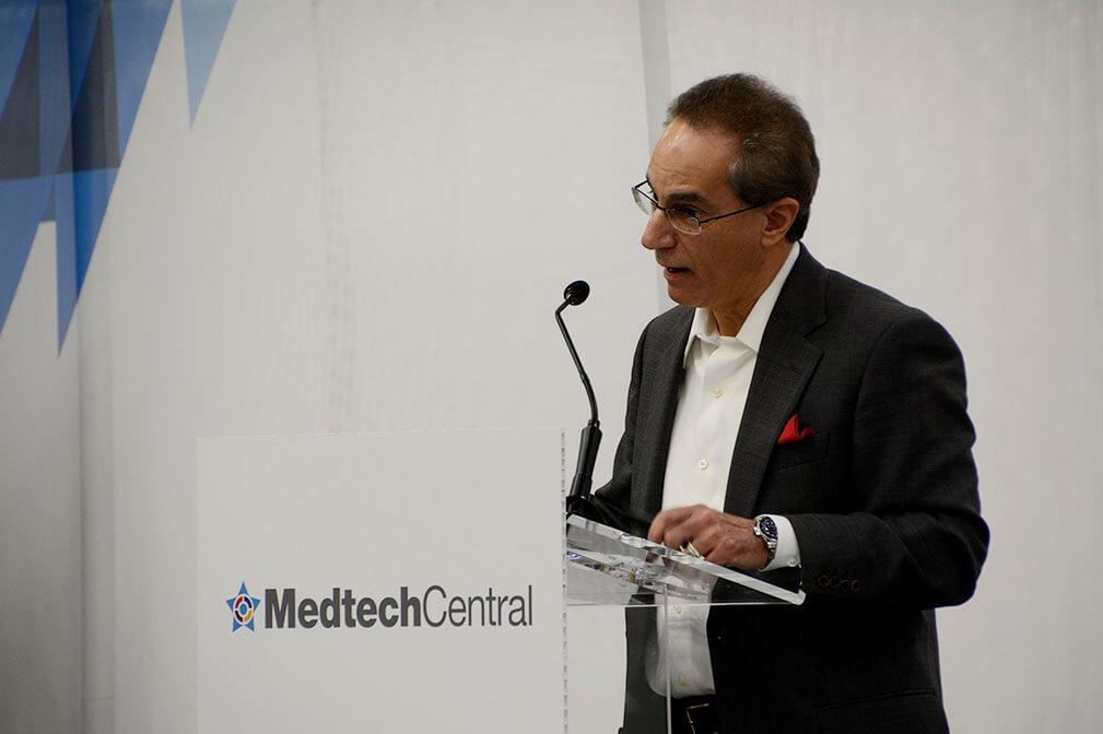 Speaker at MedtechCentral