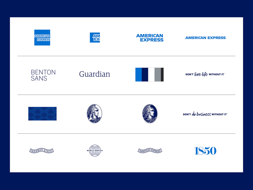 American Express Logo Redesign