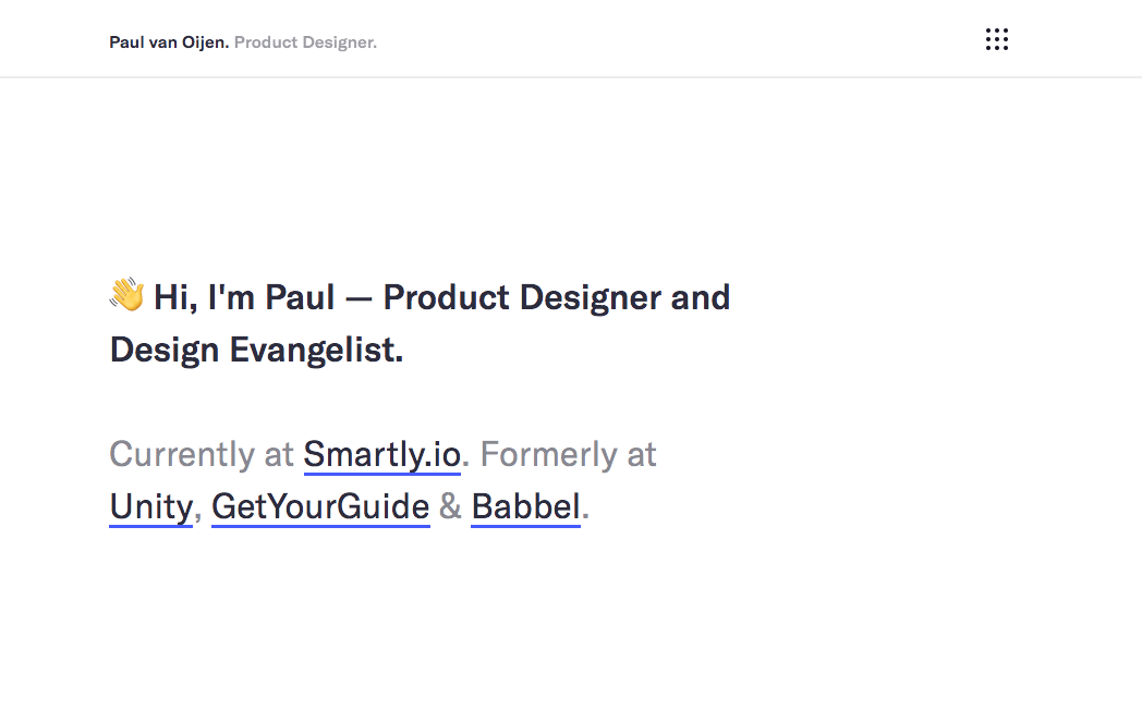 Emoji Used on Website Design