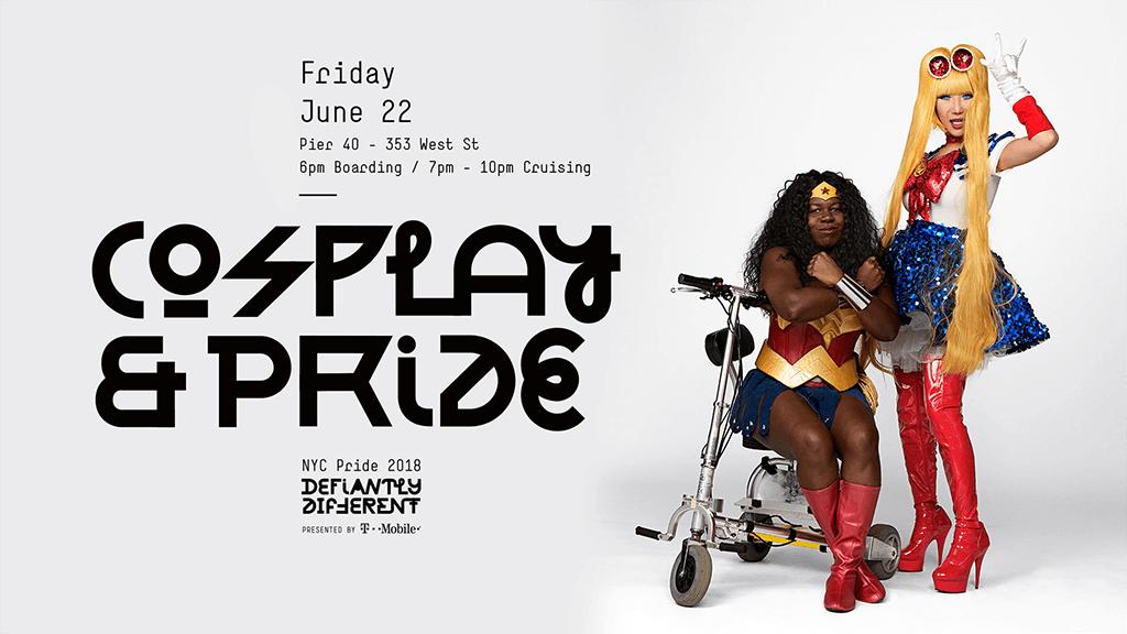 NYC Pride Website