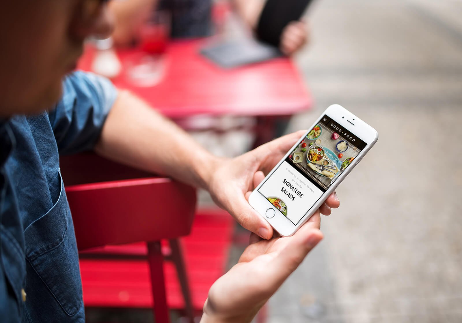 NYC Restaurant Web Design