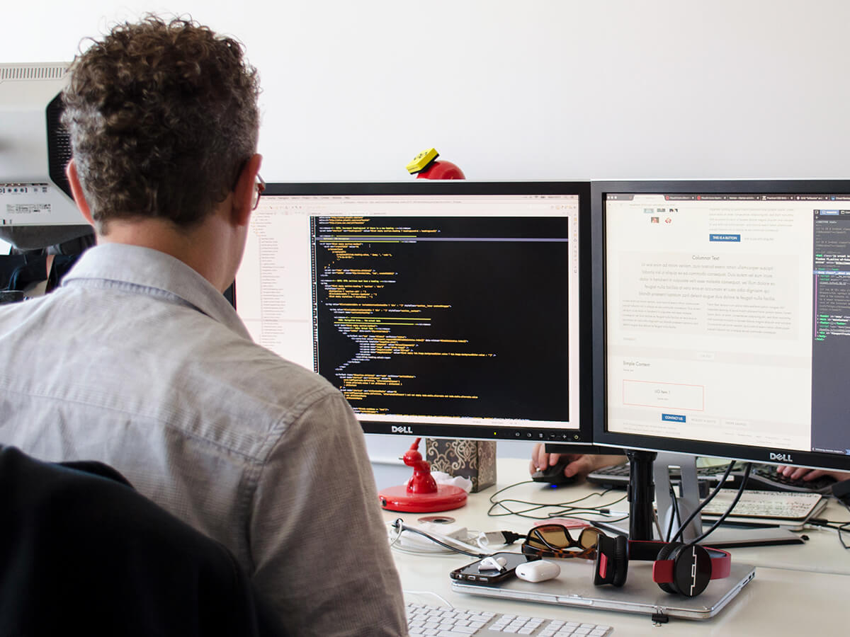 Web Developer, Minneapolis