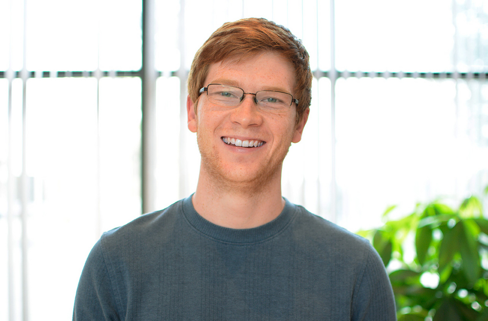 Brady Lambert, Front-End Web Developer at Plaudit Design