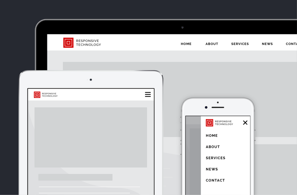 Responsive Website Navigation Design Patterns