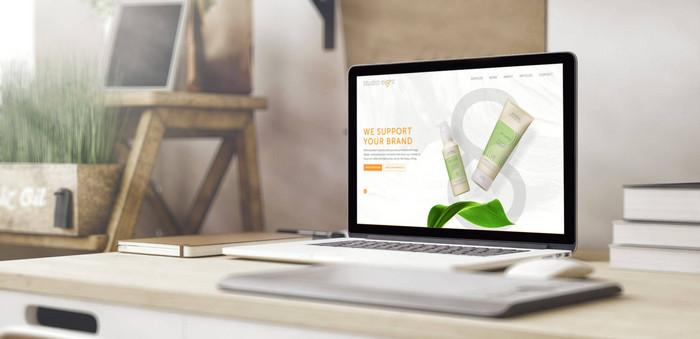 Studio Eight Website Design